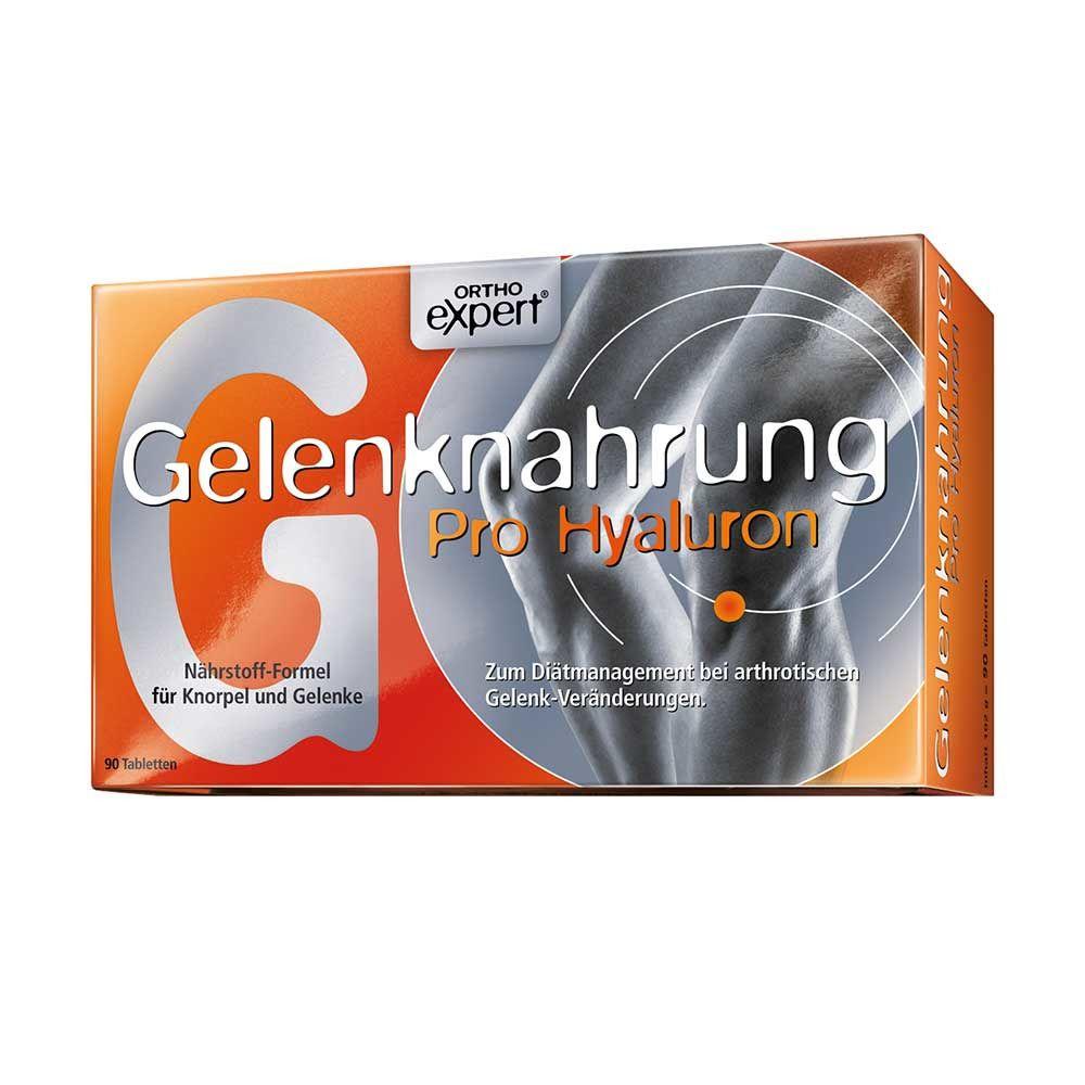 Orthoexpert® Gelenknahrung Pro Hyaluron