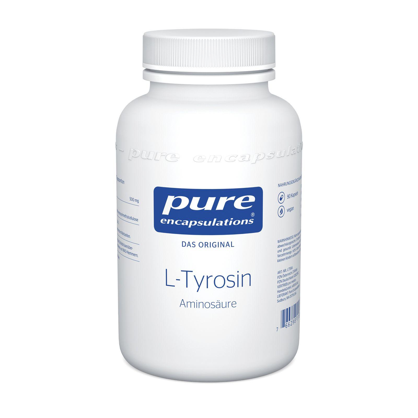 pure encapsulations® L-Tyrosin