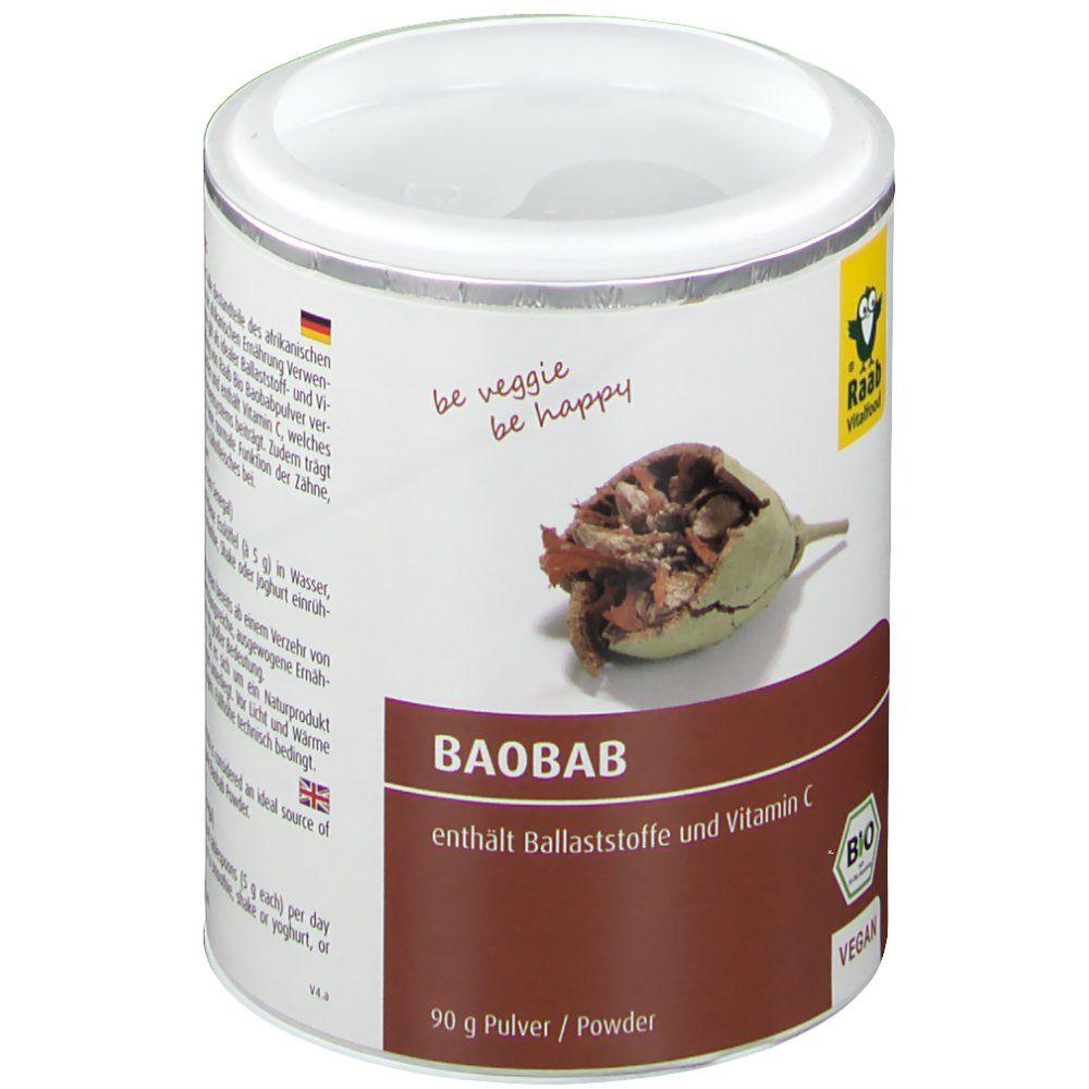 Raab® Vitalfood BIO BAOBAB