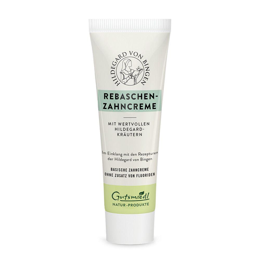Rebaschen-Zahncreme mit Kräutern