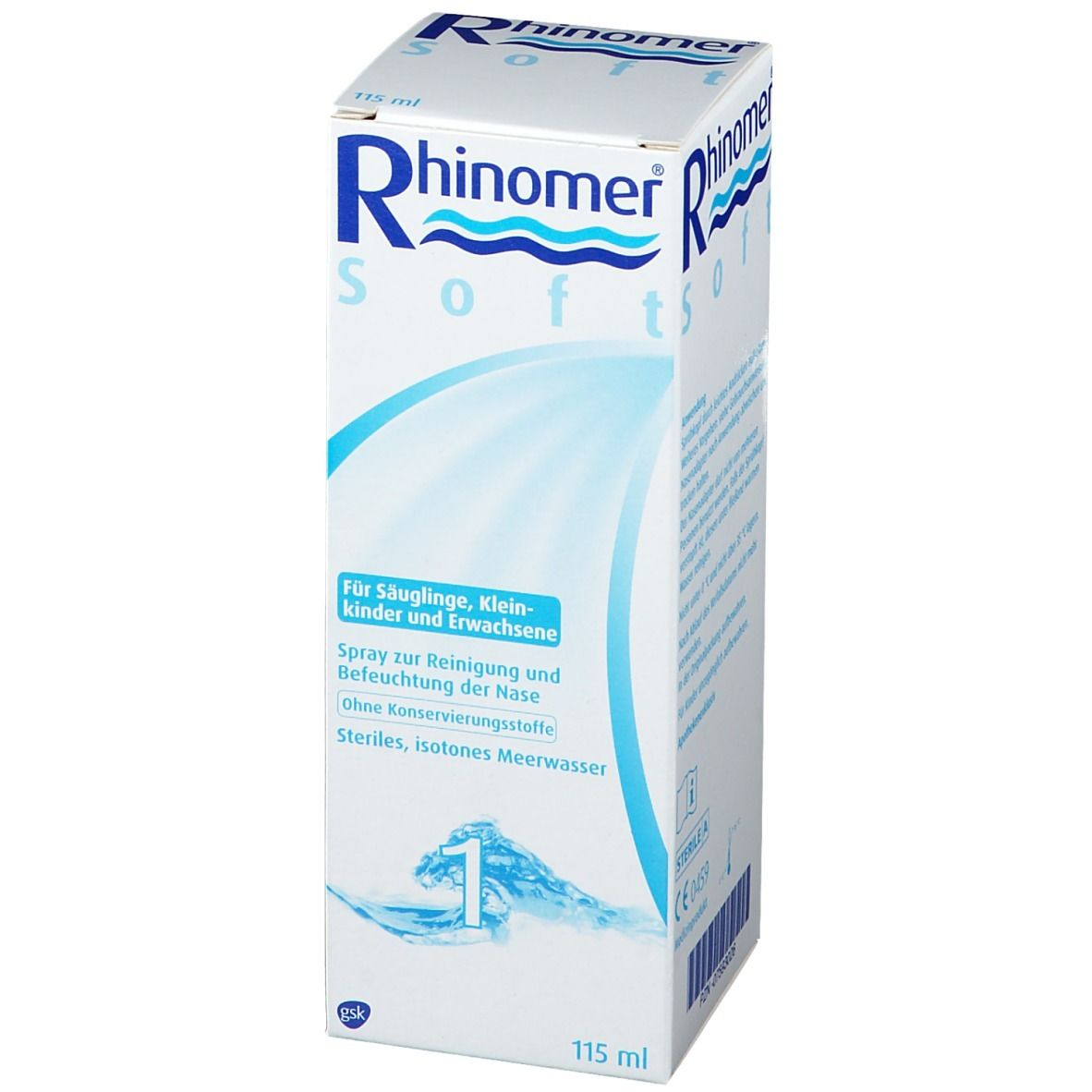 Rhinomer® 1 Soft Lösung