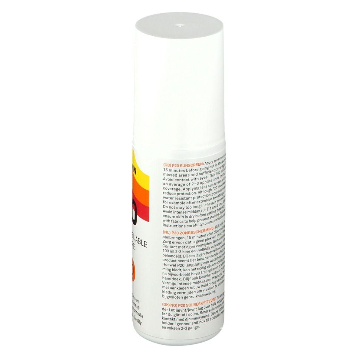 Riemann P20 Spray LSF 20
