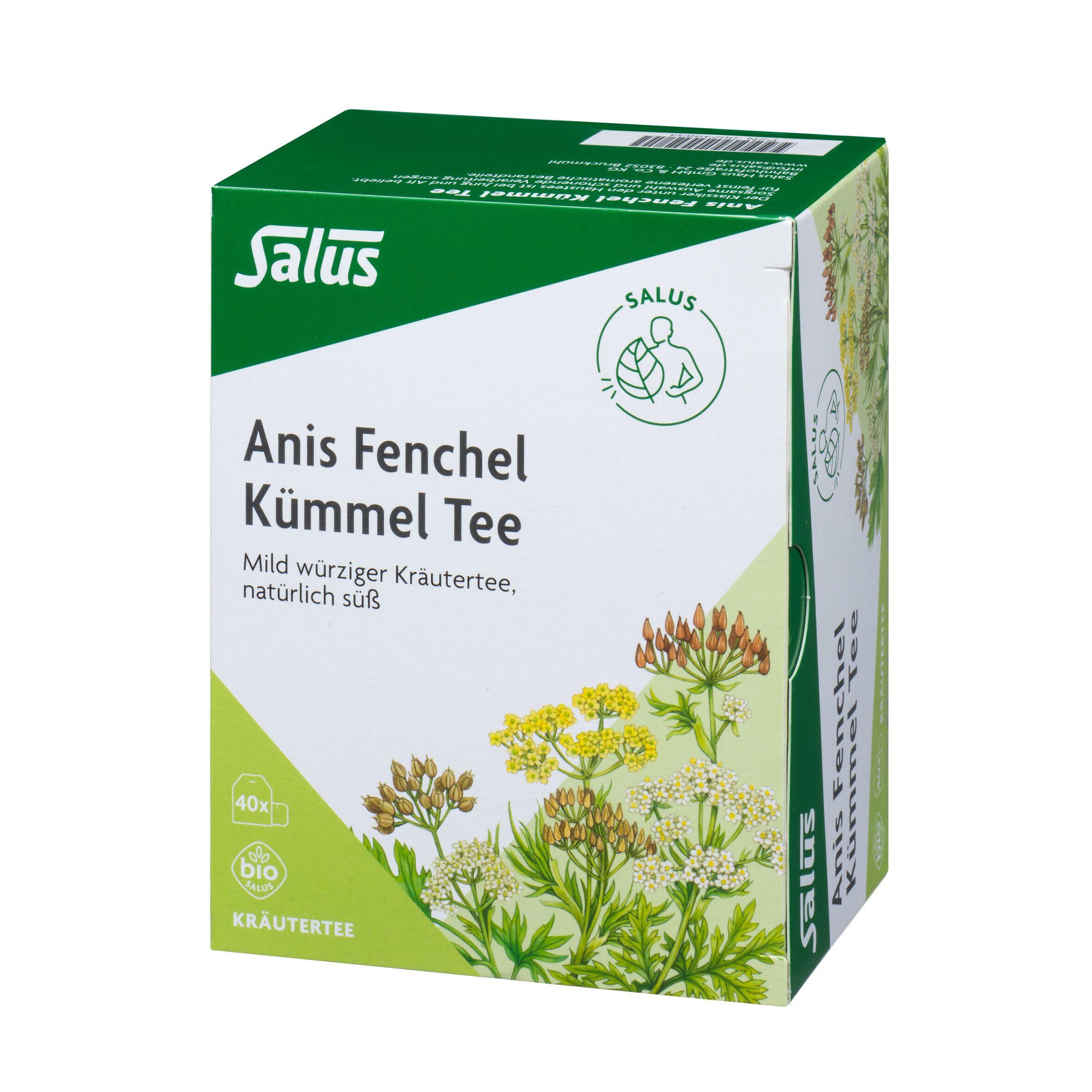 Fenchel Anis Kümmel Tee Baby Dosierung