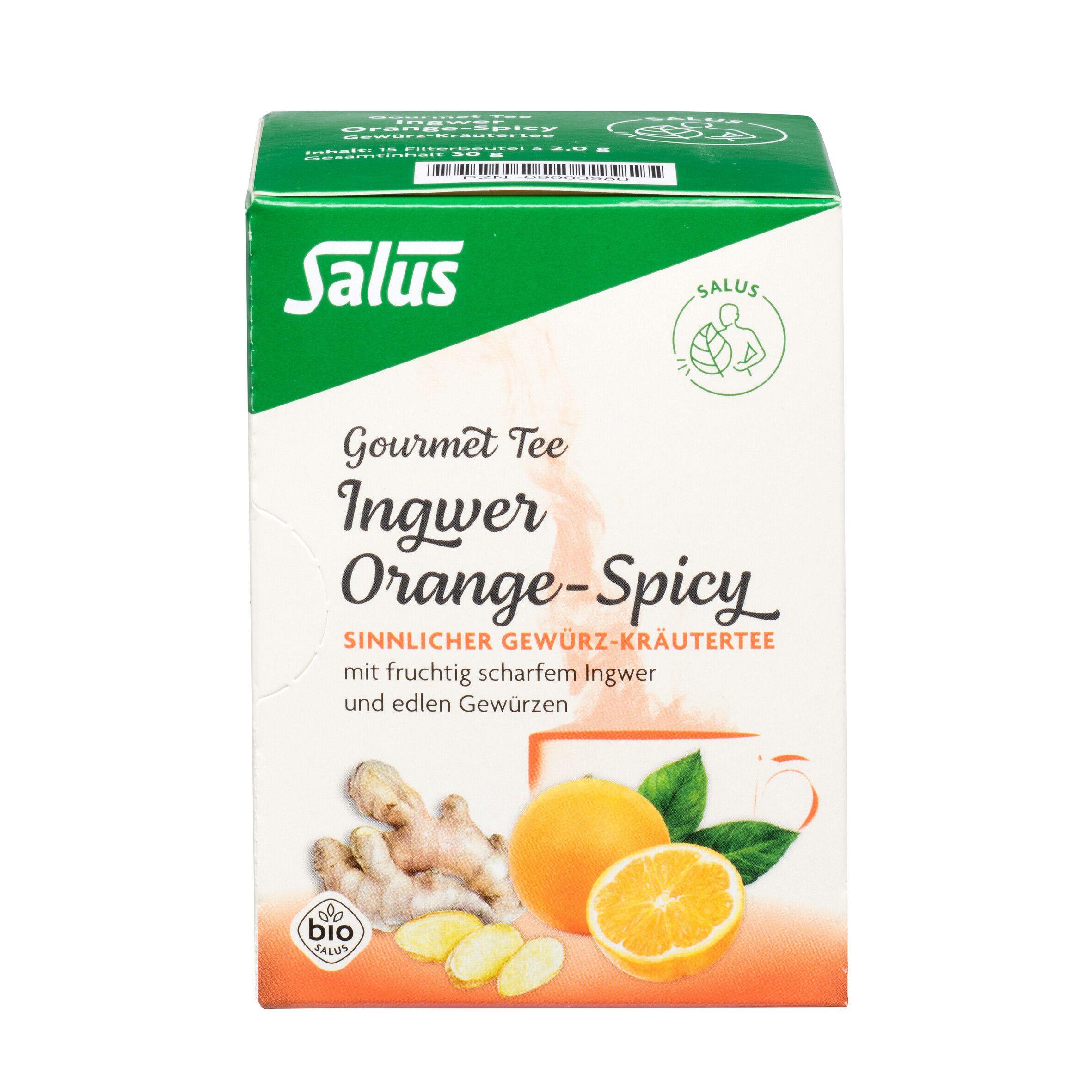 Salus® Gourmet Ingwer Orange-Spicy