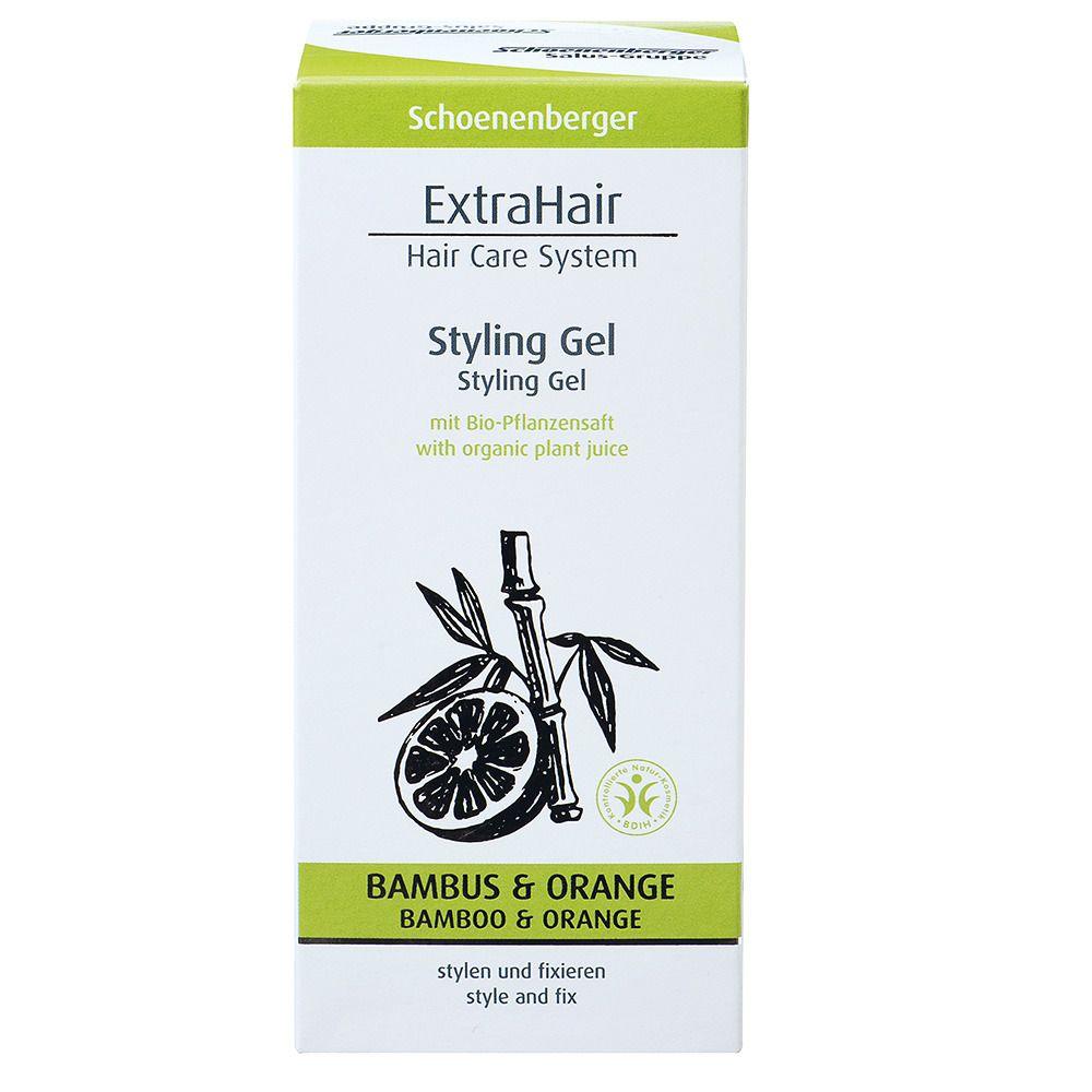 Schoenenberger® ExtraHair® Hair Care System Styling Gel