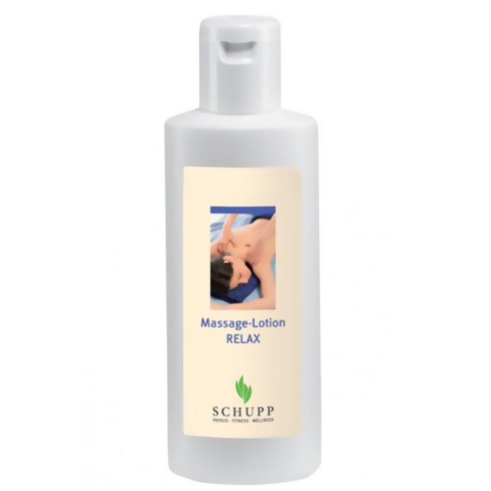 SCHUPP Massage-Lotion RELAX