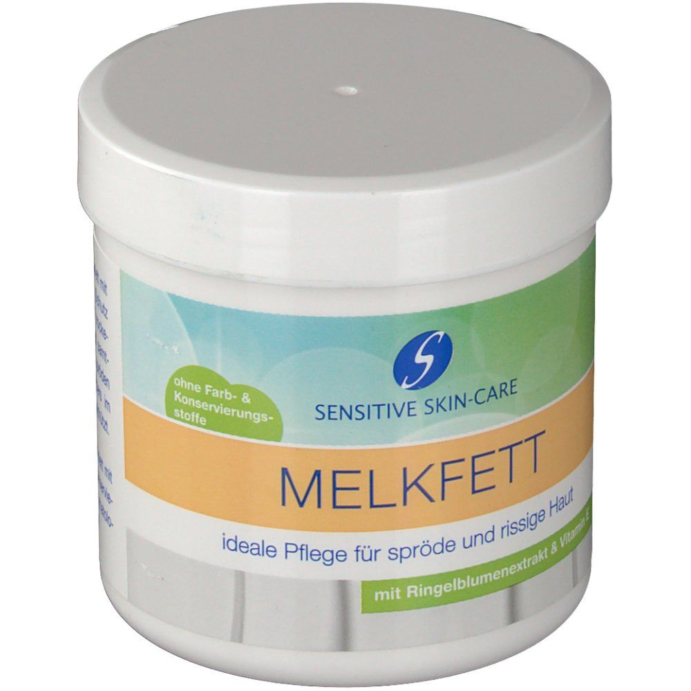SENSITIVE SKIN-CARE MELKFETT