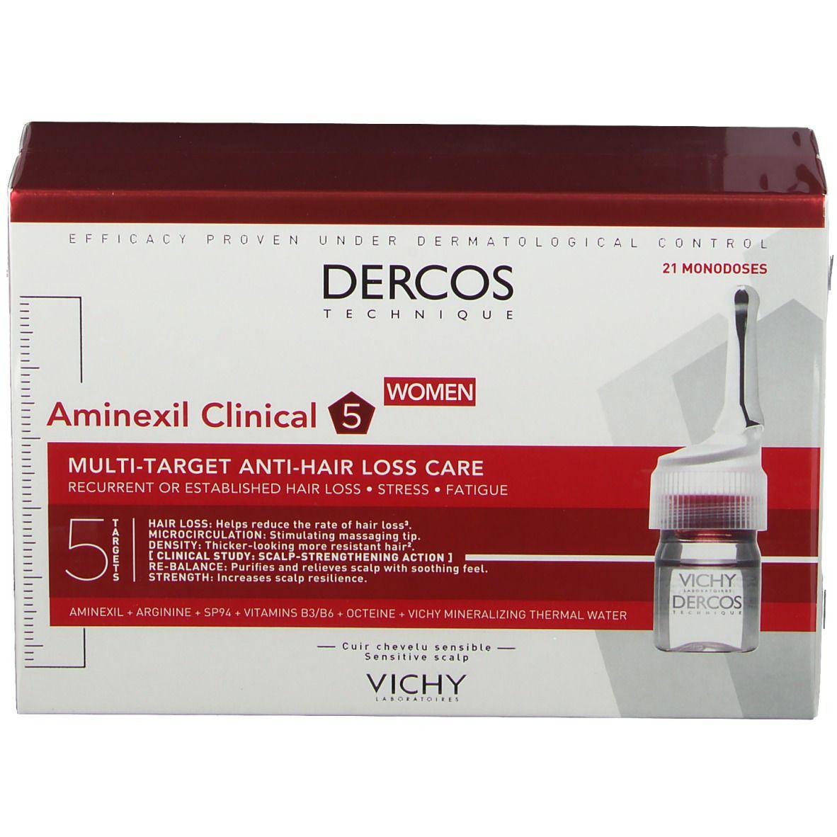 VICHY Dercos Aminexil Clinical 5