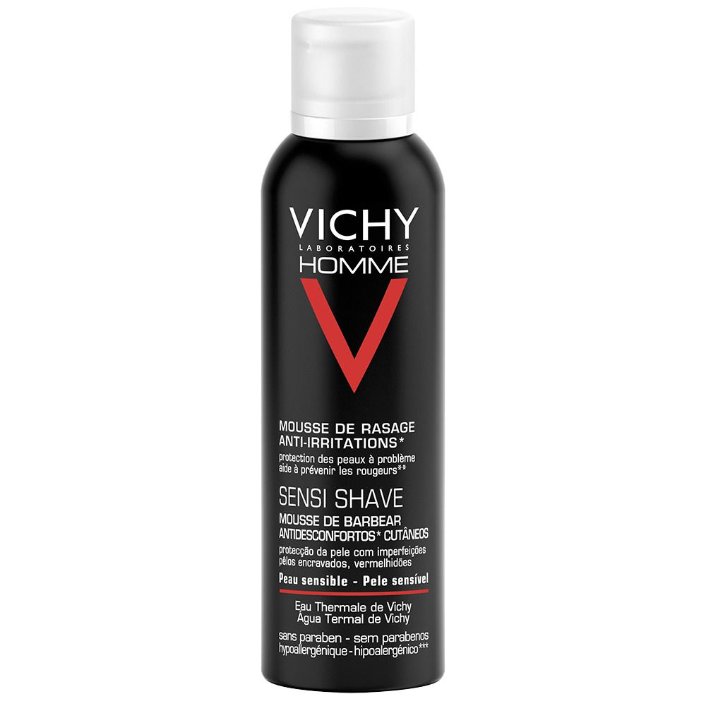 VICHY Rasierschaum gegen Hautirritationen