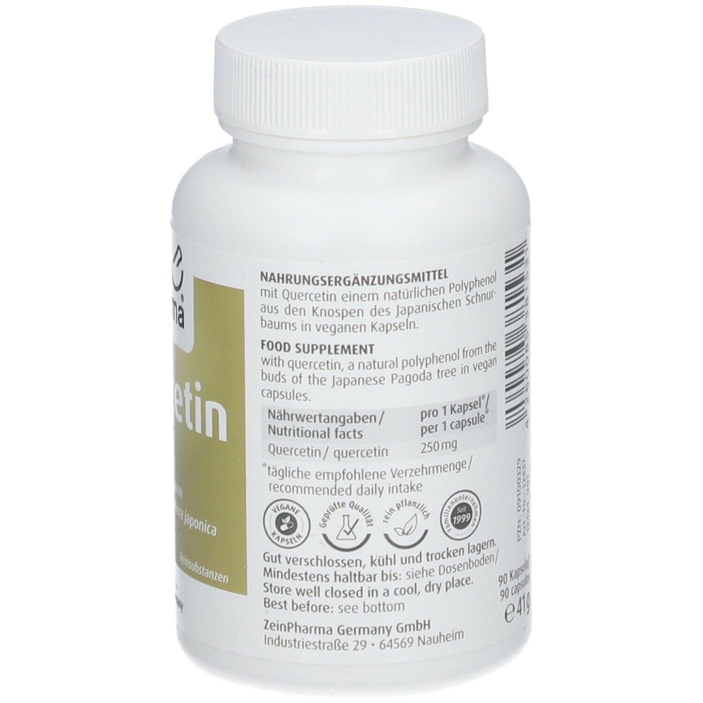 ZeinPharma® Quercetin 250 mg